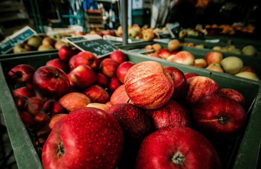 Jabłka korzyści